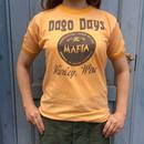 英字のプリントTシャツ