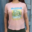 モンスターのプリントTシャツ