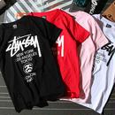 送料無料 [STUSSY ステューシー] 新作 大人気 セール Tシャツ 半袖 人気新品 男女兼可