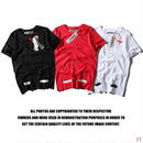 新作 大人気 セール OFF-WHITE オフホワイト グッチTシャツ 半袖 人気新品 男女兼可「OF-JM-04」