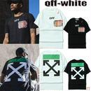 新作 大人気 セール OFF-WHITE オフホワイト グッチTシャツ 半袖 人気新品 男女兼可「OF-JM-12」