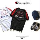 最安値 Champion チャンピオン 男女兼用 カップル ペアルック Tシャツ 半袖 2色 CP-JM-01