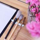 好きな言葉を習字で描こう!(1.5時間)
