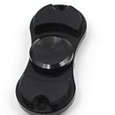 【オープンセール!】ハンドスピナー 指スピナー Black(ブラック) HAND SPINNER アルミ合金モデル 専用ケース付き