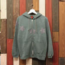 "JAVARA ""STAR CIRCLE"" PARKA (deep green)"