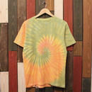 "JAVARA ""TROPICAL CIRCLE"" S/S (ORANGE&GREEN)"