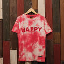 "JAVARA ""HAPPY MAN"" S/S (RED)"
