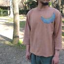 "JAVARA ""グラデーションノツキ"" 7tee (brown)"