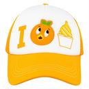 Disney World限定 フロリダ オレンジバード 大人用メッシュキャップ Orange Bird Cap