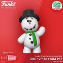 ファンコ ポップ FUNKO POP! ピクサー短編『ニックナック』 Knick Knack Snowman フィギュア