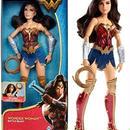 映画『ワンダーウーマン』 バトル・レディー ワンダーウーマン ドール Battel-Ready Wonder Woman Doll