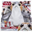 スター・ウォーズ エレクトロニックプラッシュ ポーグ Star Wars Electronic Stuffed The Last Jedi Porg