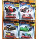 ディズニー・ピクサー カーズ  2015 マテル キャラクターカー   CARBON RACERS  Series2 4台セット
