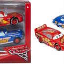 ディズニー・ピクサー カーズ  クロスロード CARS3 1/43  2PC Lightning McQueen & Fabulous Hudson Hornet