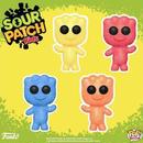 ファンコ ポップ 『サワーパッチキッズ』4種セット  FUNKO POP!  Sour Patch Kids   Set of 4