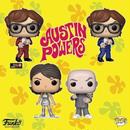 ファンコ ポップ  「オースティン・パワーズ 」4体セット FUNKO  POP!  Austin Powers