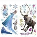 アナと雪の女王  壁用ステッカー ウォールステッカー Peel & Stick Wall Decals