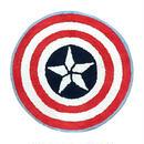 マーベル 『シビル・ウォー キャプテン・アメリカ』バス・マット