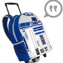 スターウォーズ  R2-D2 ローリング・バックパック