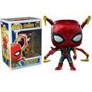 ファンコ ポップ  「アベンジャーズ/インフィニティ・ウォー」アイアン・スパイダー (アーム付き版) FUNKO POP!  Iron Spider  (With Leg Version)