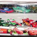 ディズニー・ピクサー カーズ  マテル キャラクターカー 2013年 TARGET限定 London Race 7-Car Gift Pack