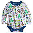 トイストーリー ベビーボディースーツ Toy Story Cuddly Bodysuit - Baby