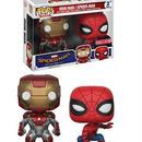 ファンコ ポップ FUNKO POP!   スパイダーマン ホームカミング 2体セット SPIDER-MAN HOME COMING 2PACK【TARGET限定】