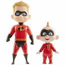 インクレディブル・ファミリー ラージサイズ フィギュア ダッシュ & ジャック・ジャック The Incredibles 2    Dash & Jack-Jack