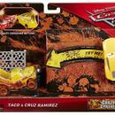 ディズニー・ピクサー カーズ  クロスロード マテル  CRAZY 8 CRASHERS タコ & クルス・ラミレス Taco & Cruz Ramirez