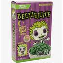 ファンコ『ビートルジュース 』  ポケット ポップ入り シリアル FunkO's Cereal With Pocket Pop! Beetlejuice