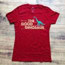 【特価!】『アーロと少年』レディース Tシャツ Disney Pixar The Good Dinosaur Womens  T-Shirt