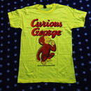 おさるのジョージ Tシャツ Curious George  T-Shirt
