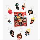 インクレディブル・ファミリー フィギュア キーチェーン Monogram The Incredibles 2  Figural Keyring
