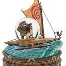 モアナと伝説の海 スノーグローブ