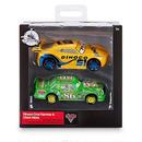 ディズニー・ピクサー カーズ  クロスロード CARS3 1/43   2PC Dinoco Cruz Ramirez & Chick Hicks