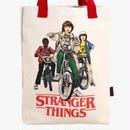 Netflix『ストレンジャーシングス』キャンバス製 トートバッグ  Loungefly Stranger Things Canvas Tote Bag