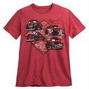 カーズ クロスロード     CARS3 メンズTシャツ Legend Of The Track