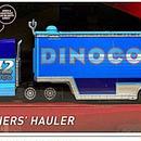ディズニー・ピクサー カーズ  クロスロード マテル キャラクターカー ハウラー  Cal Weather's Hauler (Dinoco)