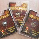 マスターレプリカ社 パイレーツ・オブ・カリビアン ジャックスパロウ の指輪 プロップレプリカ3種セット