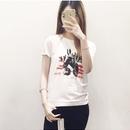 SALE❣️女の子サングラスTシャツ
