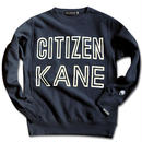【今期最終入荷!】CITIZEN KANE SWEAT SHIRTS