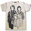 """THE FAMILY"" Trinity T-SHIRTS/Beige"
