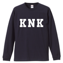 【金木和也監修】KNK長袖Tシャツ【先行予約販売中】
