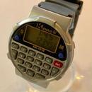 電卓ウォッチ KK-1016 グレーカラー
