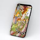 和柄 龍虎図 iPhoneXS MAX用ケース