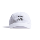 【Cap】West Sun Book(DT004)/ 2 Colors
