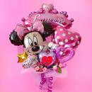 ミニーちゃん♥お誕生日♥プリンセスバルーン♪女の子向け♪