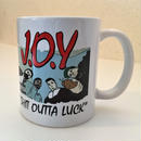 "[SALE!] ""Shit Outta Luck"" mug"