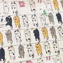 猫好きさんに捧ぐ😻内布(ショルダーL・LLサイズ対応)