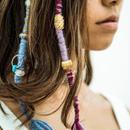 hairwraps / blue turquoise